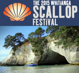 Whitianga Scallop Festival Package