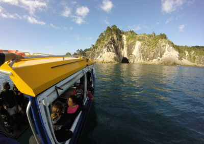 Orua Sea Cave